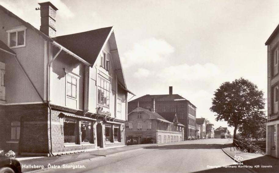 östra storgatan hallsberg