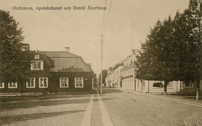 hotell hedemora