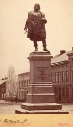 staty på järntorget örebro